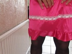 pink slip wanking