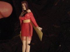 OT Red Dress SoF