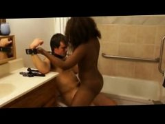 Black Girl Masters and White Boy Slaves 3
