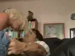Husband Catches Babysitter Having Phone Sex...XB