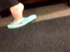 Candid feet #37