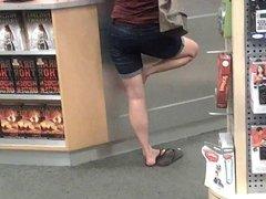 Candid feet #38