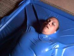 Cumming in Vacuum Bed