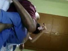 Northindian College Girl Nudely enjoyed in BF room - I