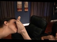 a lesbian mistress use her new slave part 2 of 4