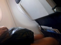 NIce legs in the plane