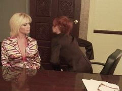 Monique Parent and Beverly Lynne - Tanya X