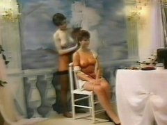 Miss D... Lesbo Scene (vintage)