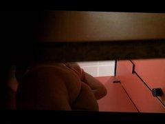 Hidden locker room girl 47