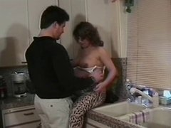 Husband fucks pregnant wife! Amateur!