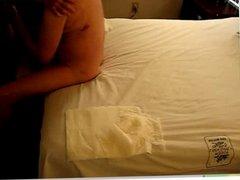 2 Daddies in a hotel room