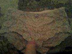 cum on my aunt's panties