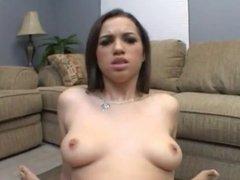 Teen POV Courtney James Gets Huge Dick 420