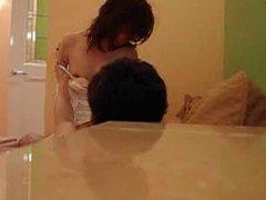Amateur couple fuck orgasm 1