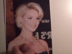 Cum on Katherine Heigl tribute