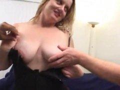 Sexy BBW 3way