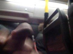 wank in bus 1