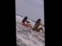 quick beach crotch shot 33 college teen cameltoe