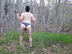 Naked outdoors IV