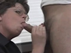 Mature woman and young man - 38