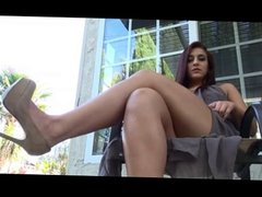 High Heeled Woman JOI