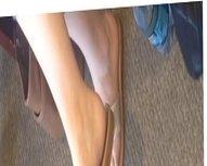 Candid Feet at Dentist pt 1