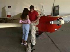seducing her pilot