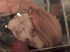 Bit of cheeky webcam fun with sandramonica