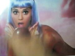 Cum tribute to Katy Perry