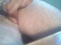 small dick cumshot - kleinschwanz rotzt ab