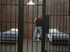 Hot fuck in jail