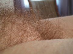wifes feet & hairy pussy, found a 6'' strand of pube