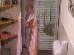 Enjoy my mature mom fully nude. Hidden cam
