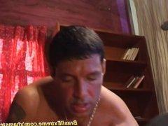 extreme brazilian fuck orgy