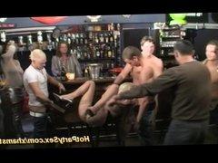 hot party sex bukkake orgy