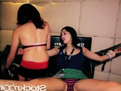 Medical Play with Raven Rae and Raven Rockette