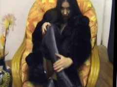 Fur and boots