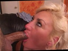 Young Cock For Sunburned Mature Dana