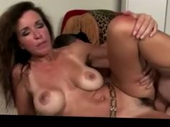 Tanned Milf Fucked BVR