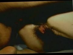 Skinny Chick Gets It Up Her Very Hairy Asshole
