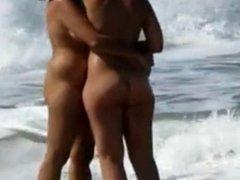Nude beach exhibionism 02