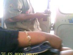 nenita en minifalda