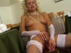 Russian Bride is Cumming