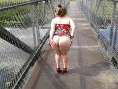 Flashing on a bridge near Ely (part 1)