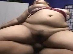BBW Karla Fat Creampie