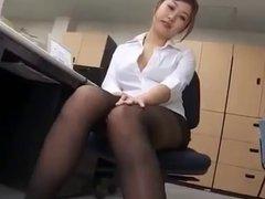 Mai Nishida (secretary)