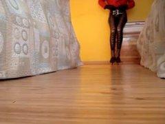 Bending 15cm high heels ELLIE pumps