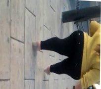 SEXY ARABIAN GIRL WITH BIG BOOTY
