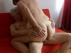 Hot Fuck with SwissMature