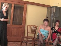 Mature moms fucked by not their son